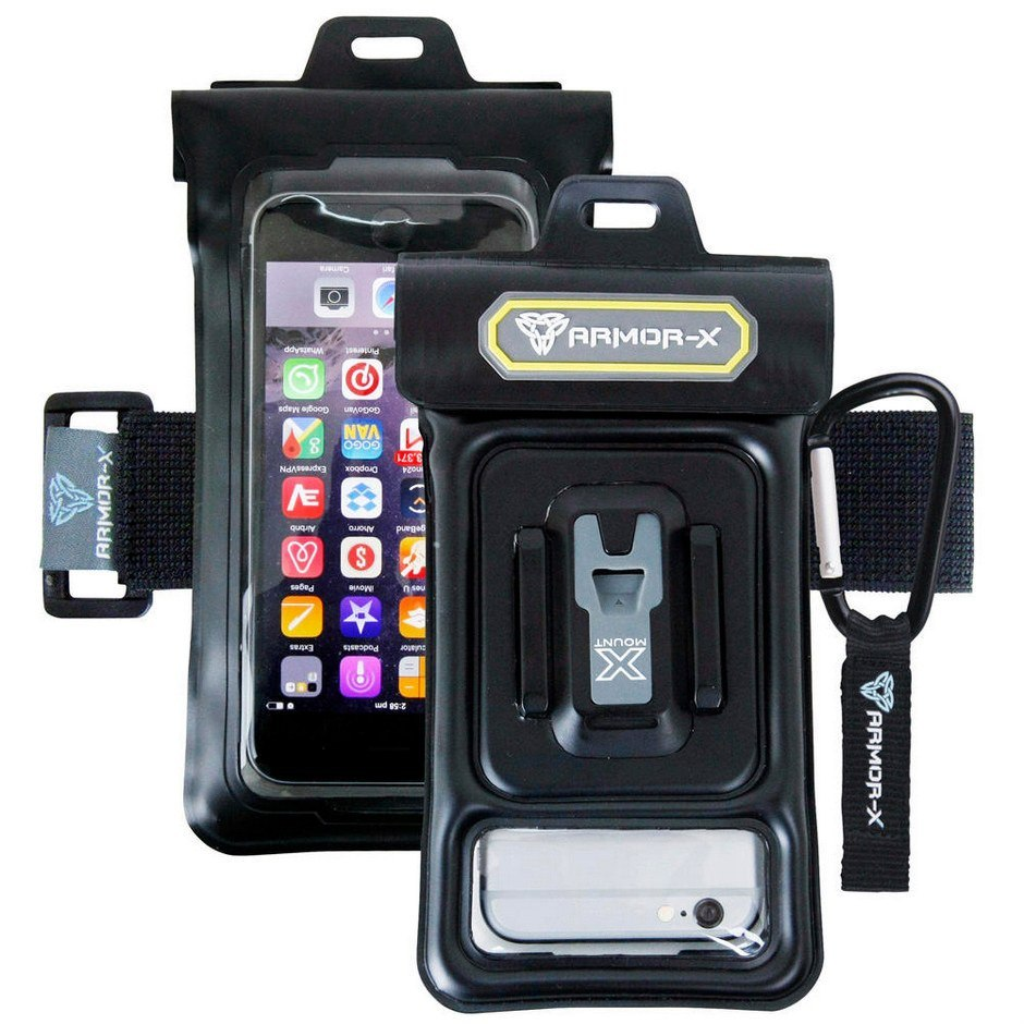 "Wodoodporne etui case na telefon 5.7"" Armband AG-W1 Armor-X"